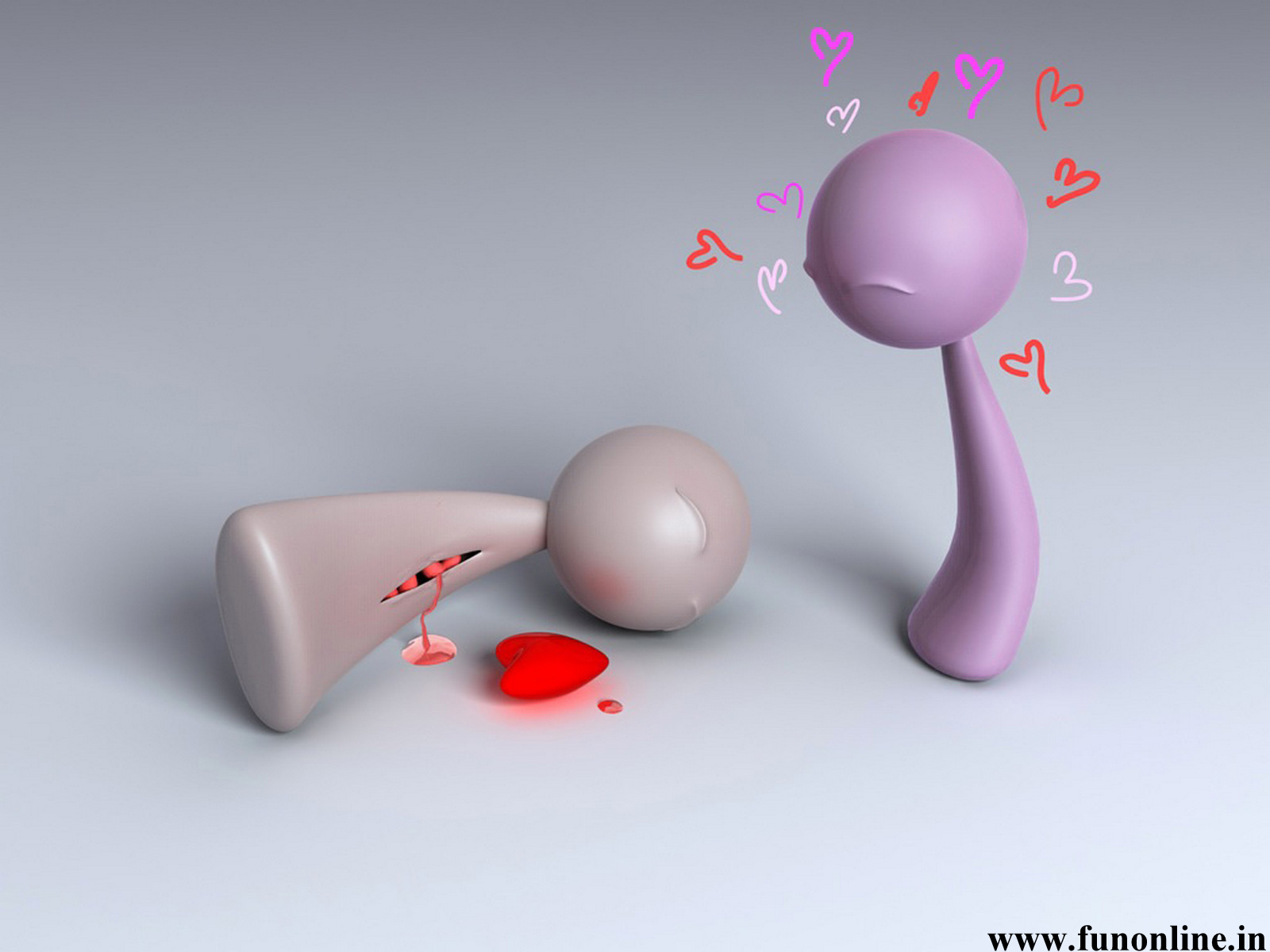 Funny Wallpapers Of Love