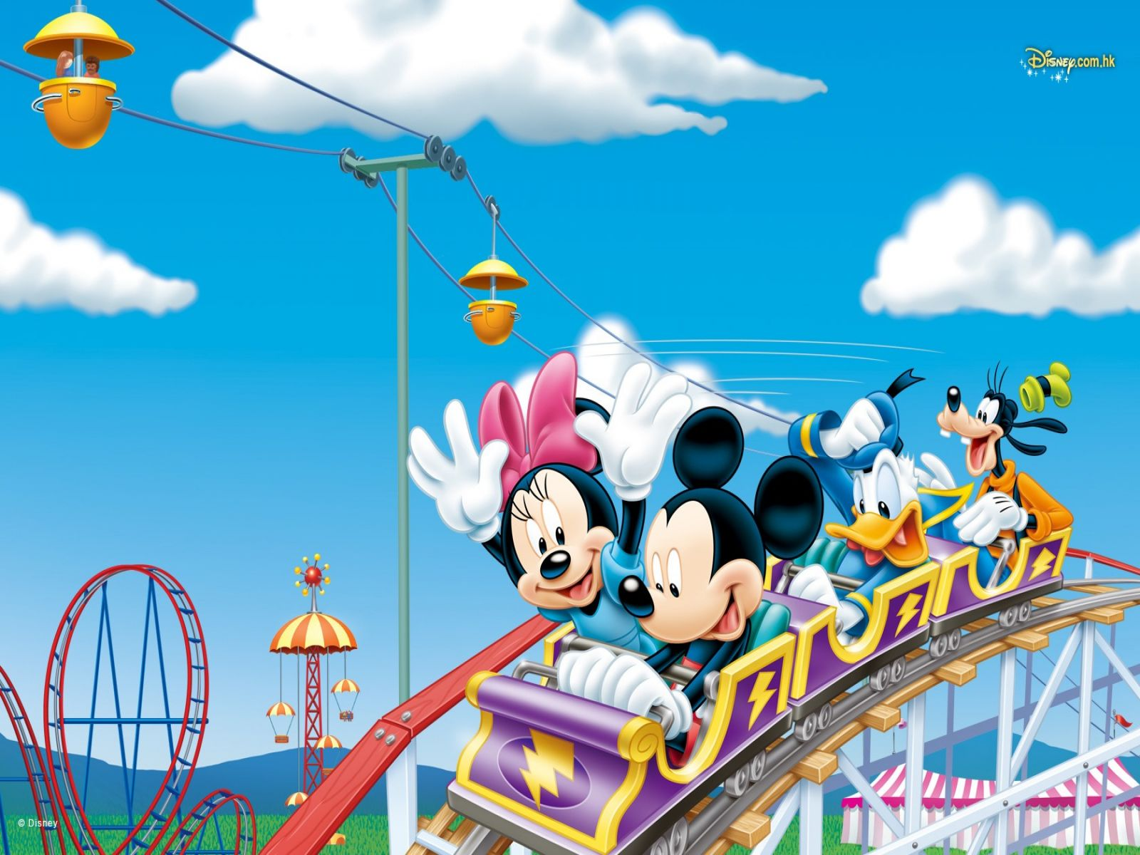 Disney cartoon wallpapers desktop wallpaper disney cartoon wallpaper 1600x1200