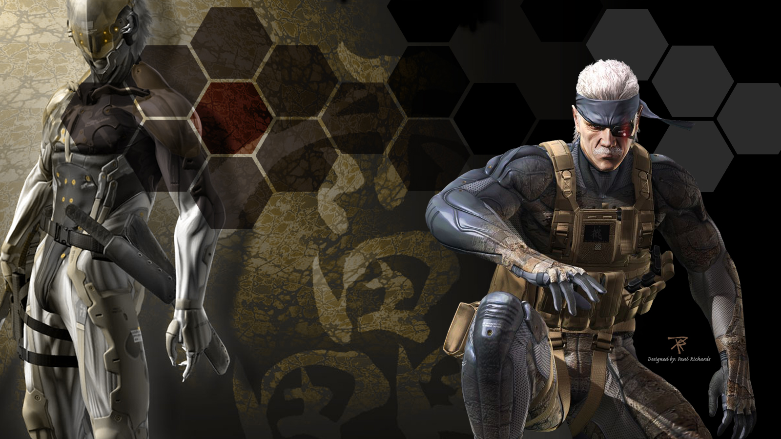 Free Download Metal Gear Solid 4 Wallpapers 1600x900 For Your