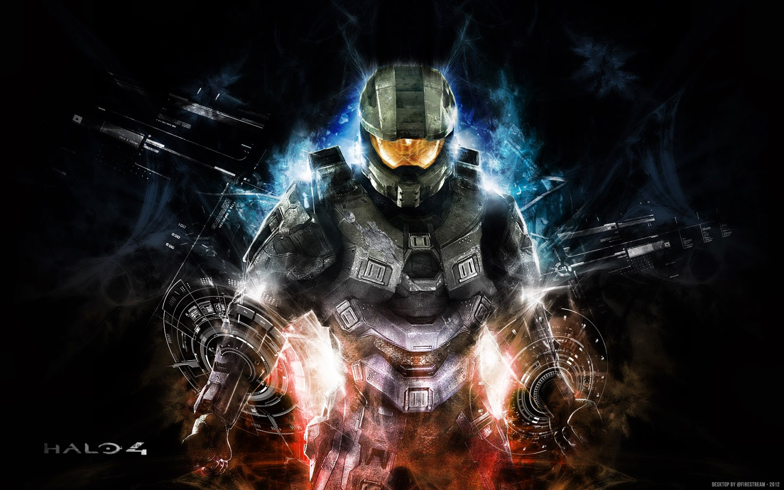 Hd Wallpapers Blog Halo 4 Master Chief Wallpapers 1600x1000