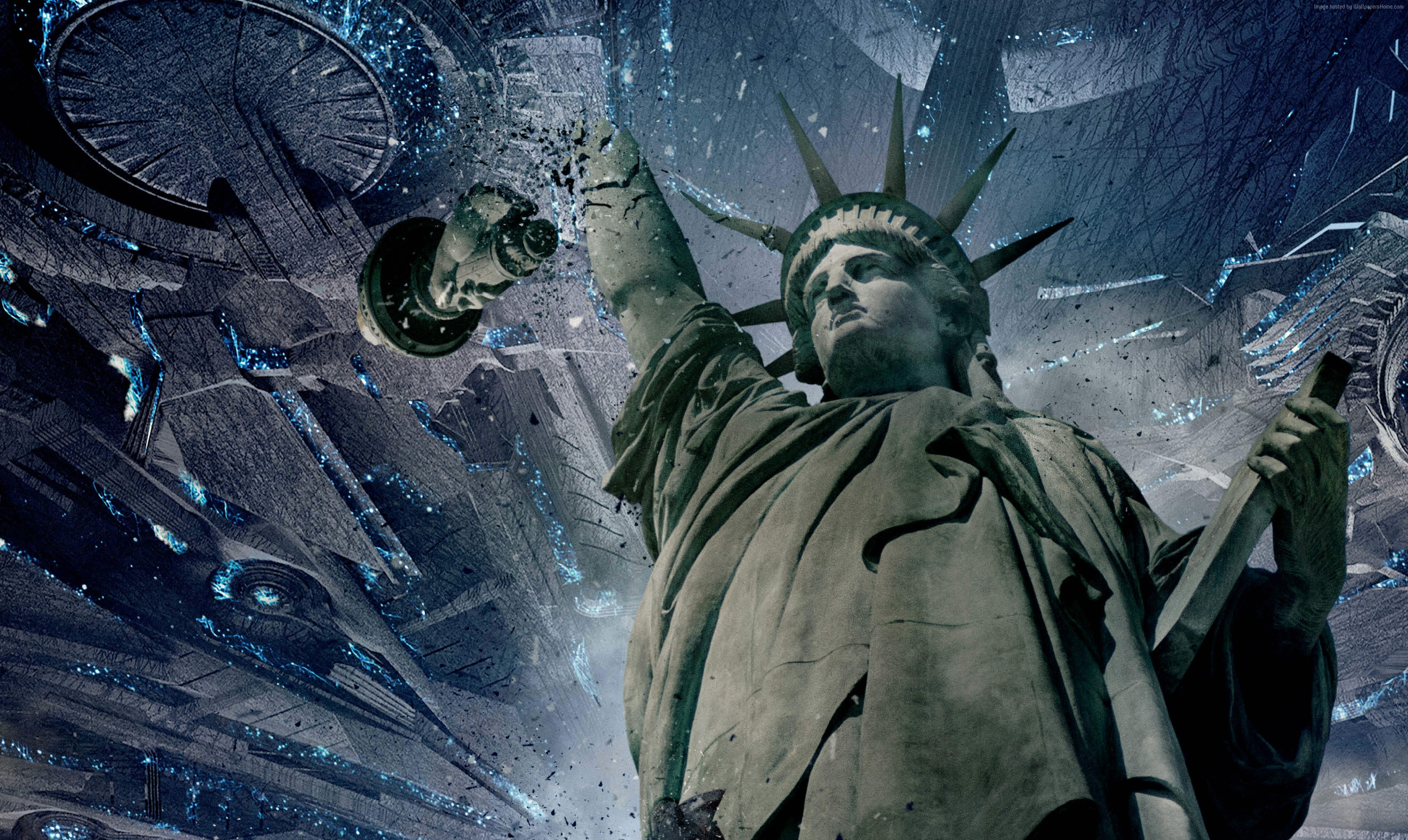 Independence Day Resurgence Wallpaper 24   3600 X 2148 stmednet 3600x2148