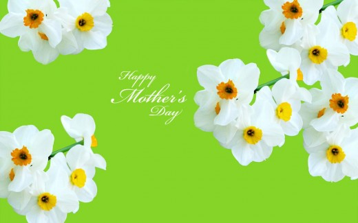 Cool Mothers Day Card Wallpaper 520x325