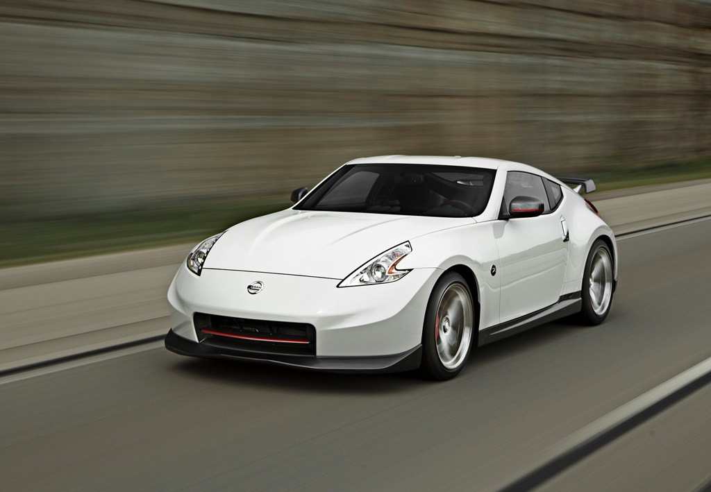 Nissan 370Z Nismo 2014   Car Wallpapers 1024x709