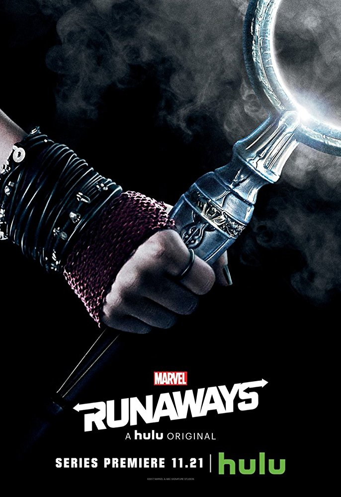 Hulu images Marvels Runaways   Poster HD fond dcran and 686x1000