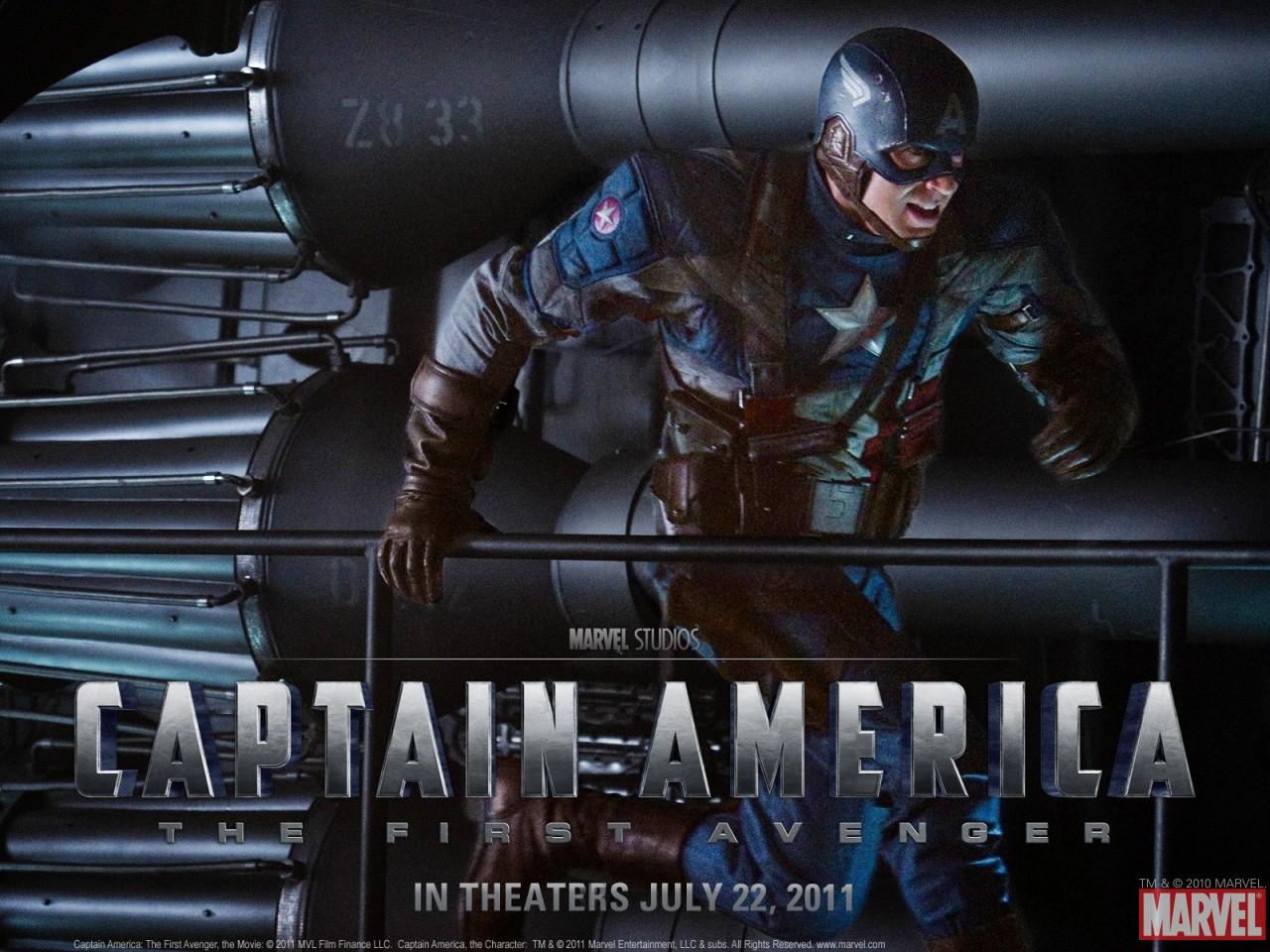 Wallpaper Screensaver Background Chris Evans In Captain America The 1280x960