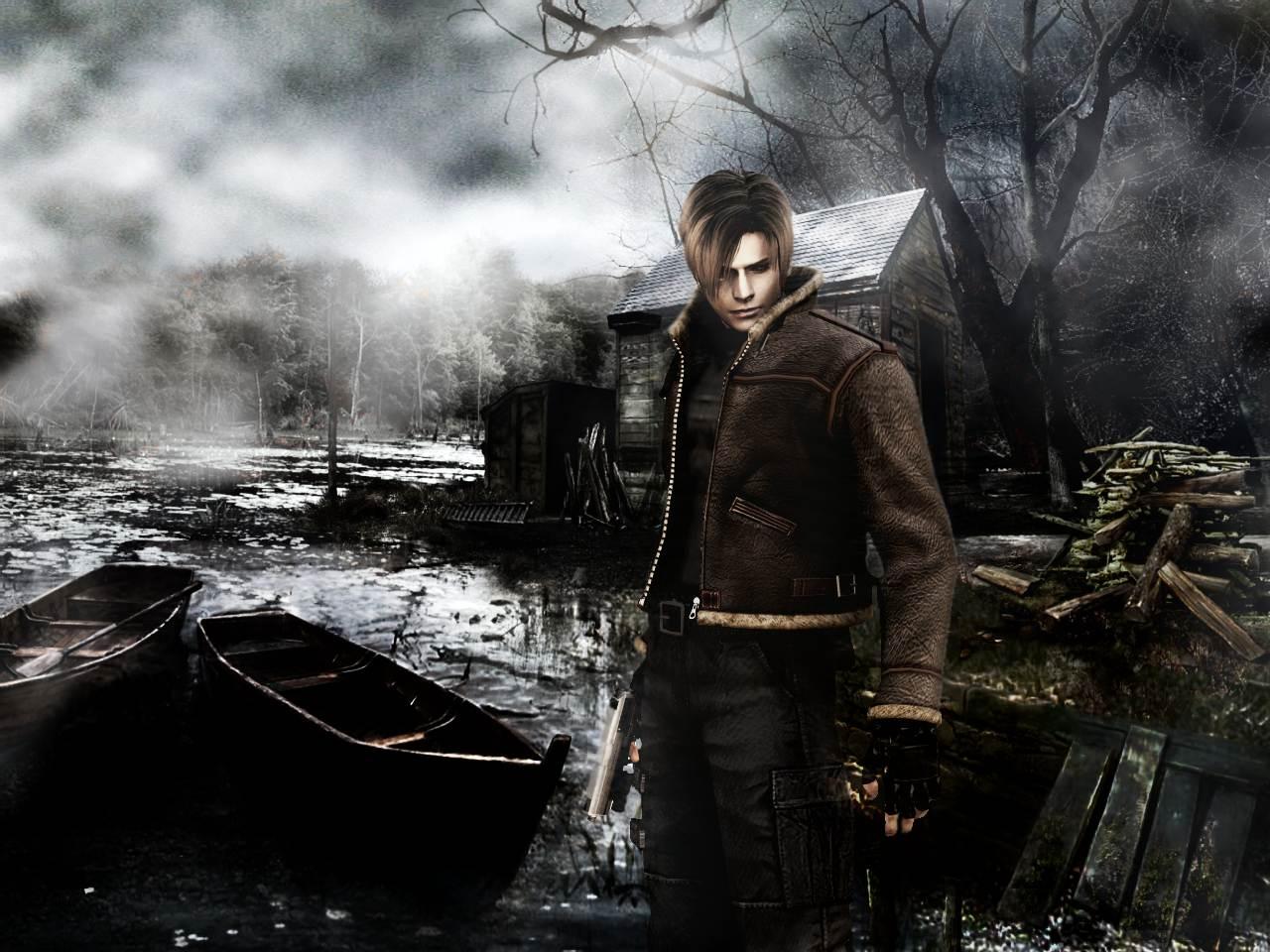 53 ] Resident Evil 4 Leon Wallpaper On WallpaperSafari