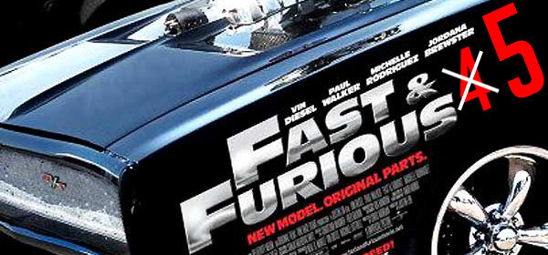 Fast and Furious 5 wallpaper image fast and furious download view 600x280