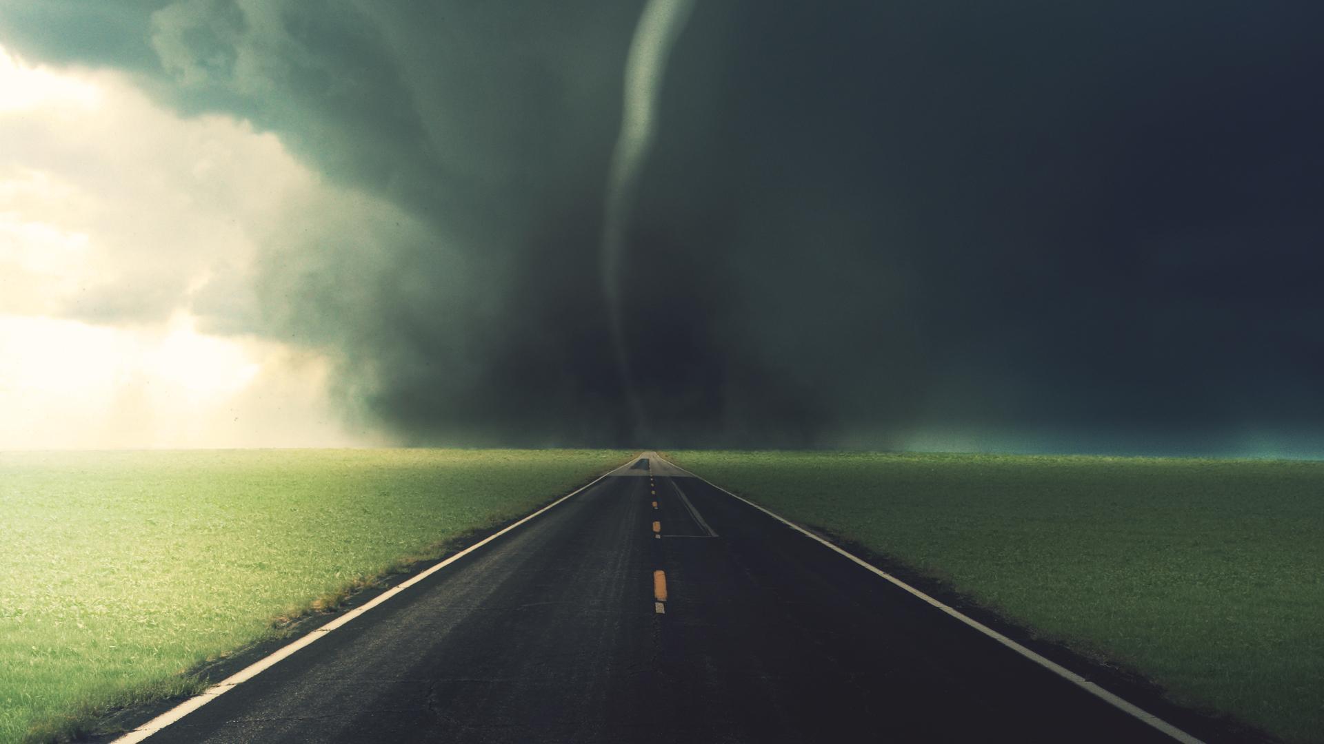 Best Desktop Backgrounds Tornado 1920x1080