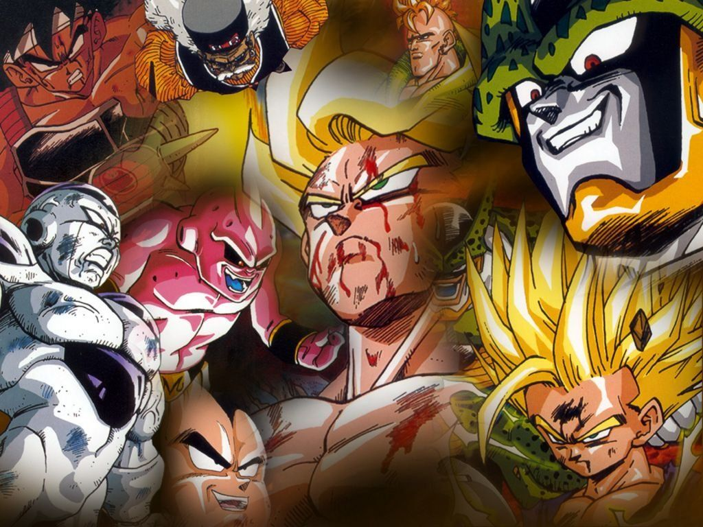 dragon ball gt wallpaper hd   ALOjamiento de IMgenes 1024x768