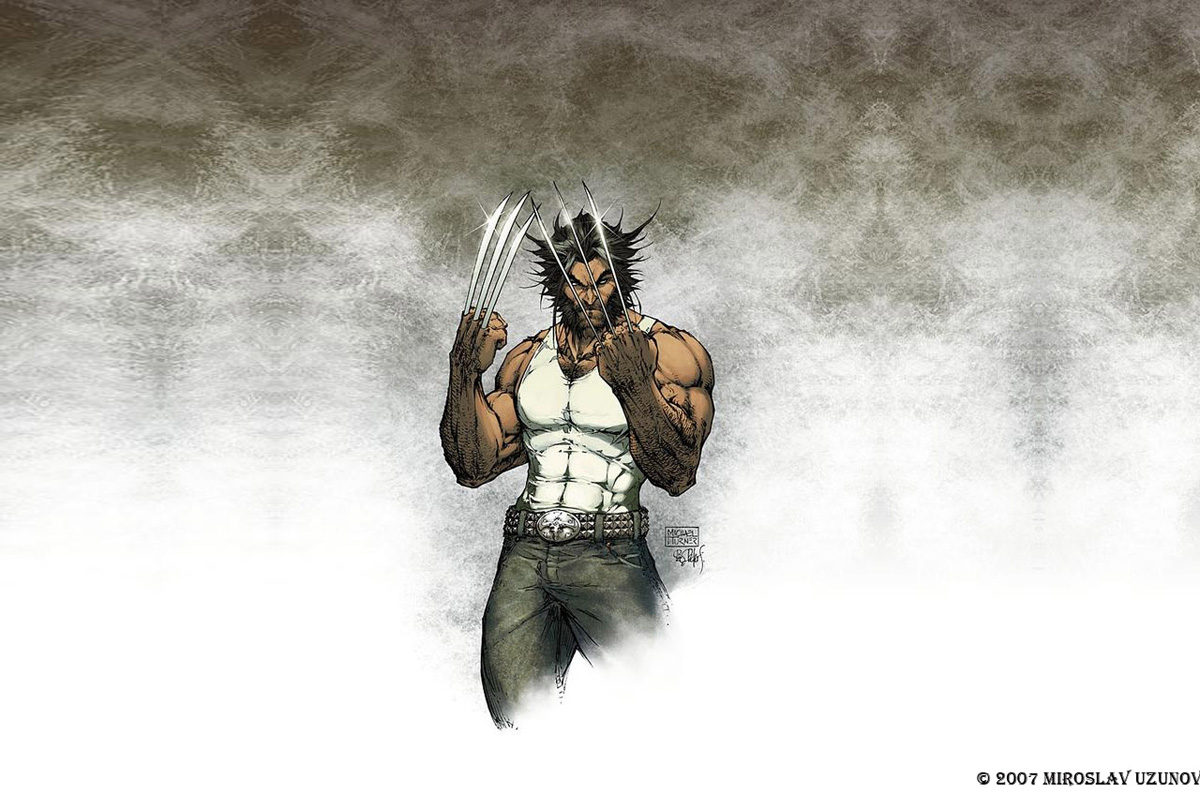 Wolverine 02 HD Wallpaper   HD Wallpaper HD Wallpaper 1200x793