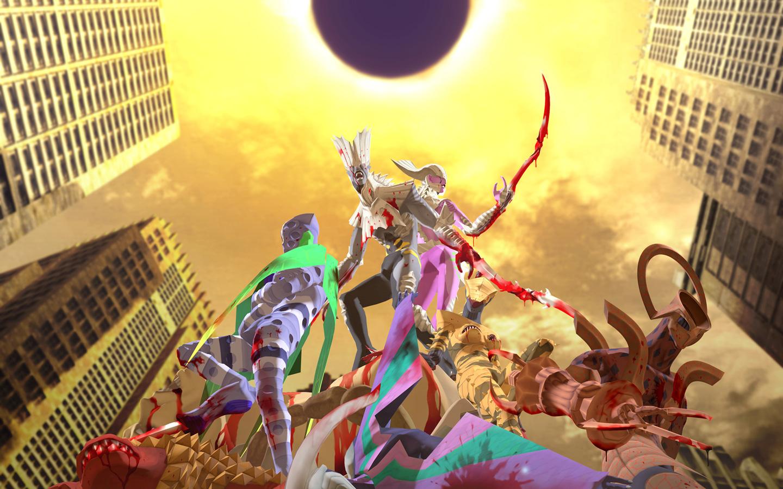 Image result for digital devil saga 2 sun