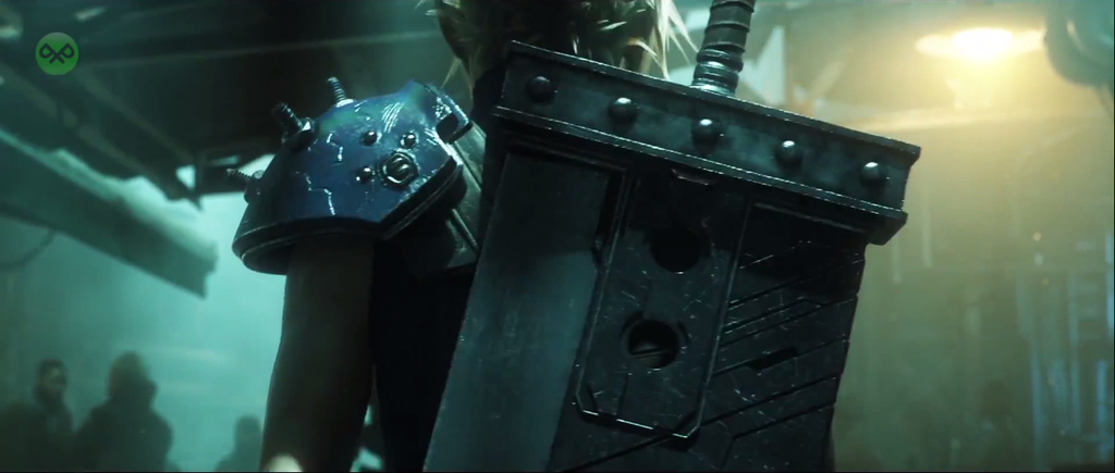Final Fantasy VII Remake Confirmed E3 2015 by SteveAAF 1024x435