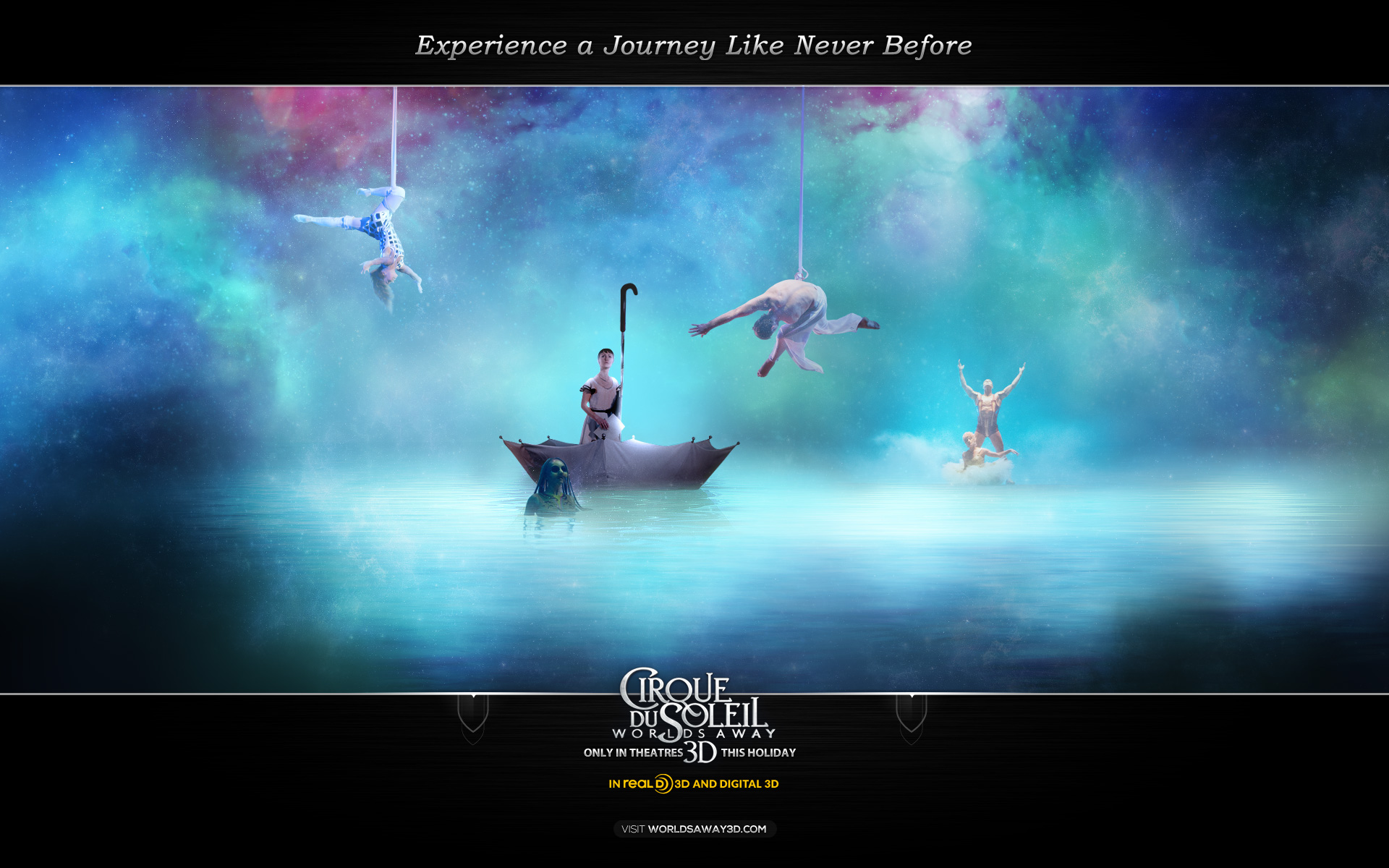Cirque Du Soleil Worlds Away HD Wallpapers Backgrounds   Wallpaper 1920x1200