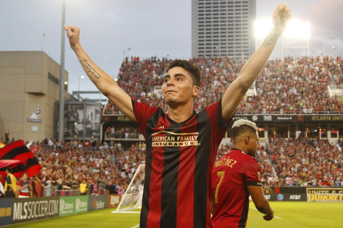 Miguel Almiron nominated again for MLS Goal of the Week   Dirty 1200x800