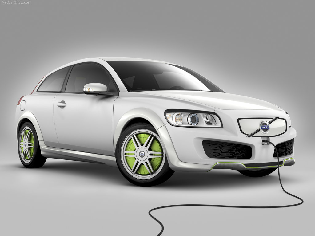 Electric Cars images Volvo ReCharge HD wallpaper and background 1024x768