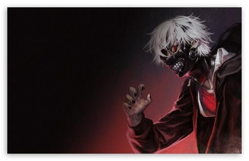 TOKYO GHOUL HD wallpaper for Standard 43 54 Fullscreen UXGA XGA SVGA 510x330