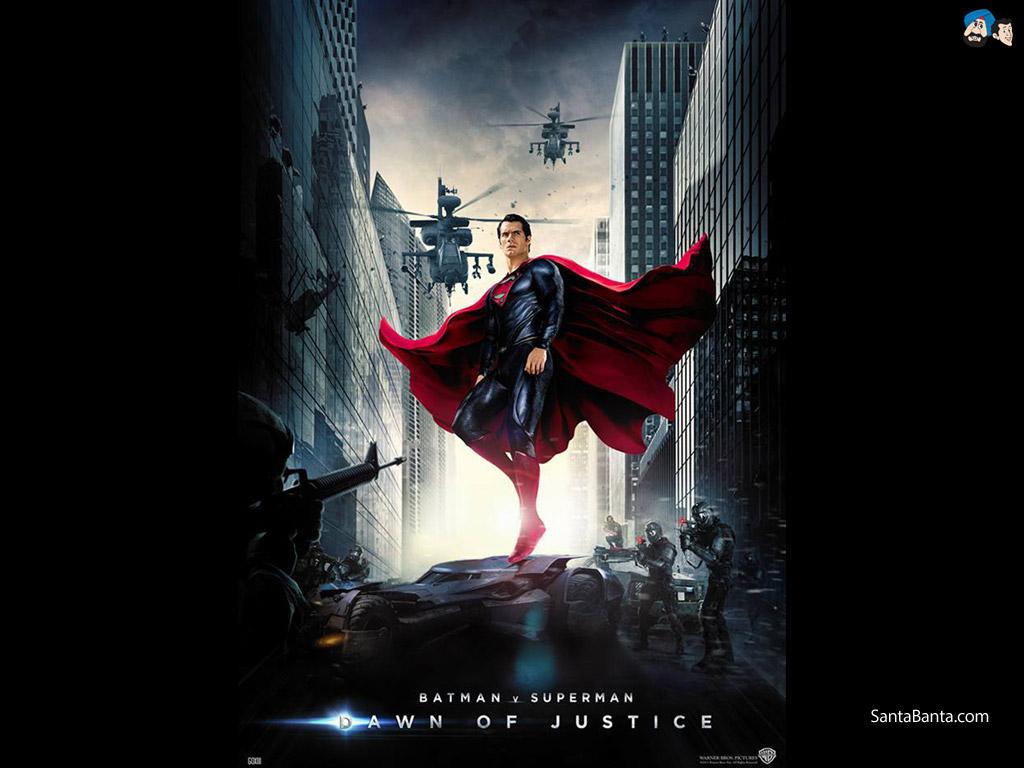 Batman vs Superman Dawn of Justice Movie Wallpaper 10 1024x768