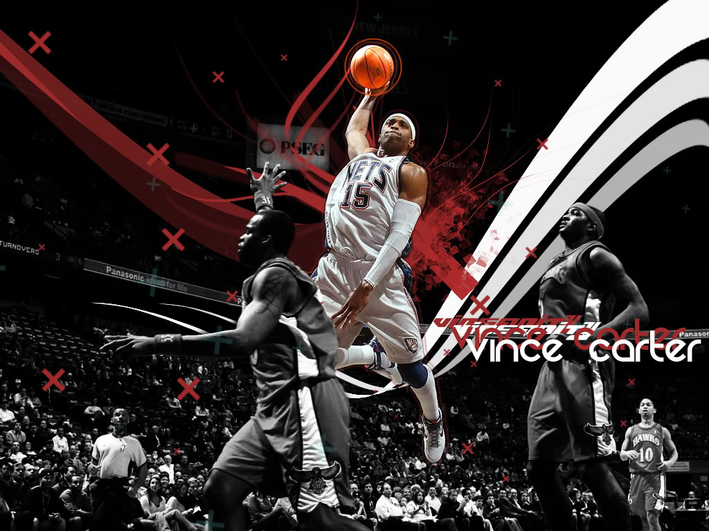Vince Carter HD Basketball Wallpapers NBA Wallpapers 1024x768