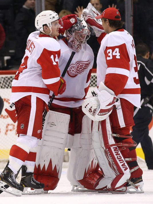 Jimmy Howard 2014 2015 Goalie jimmy howard center 534x712