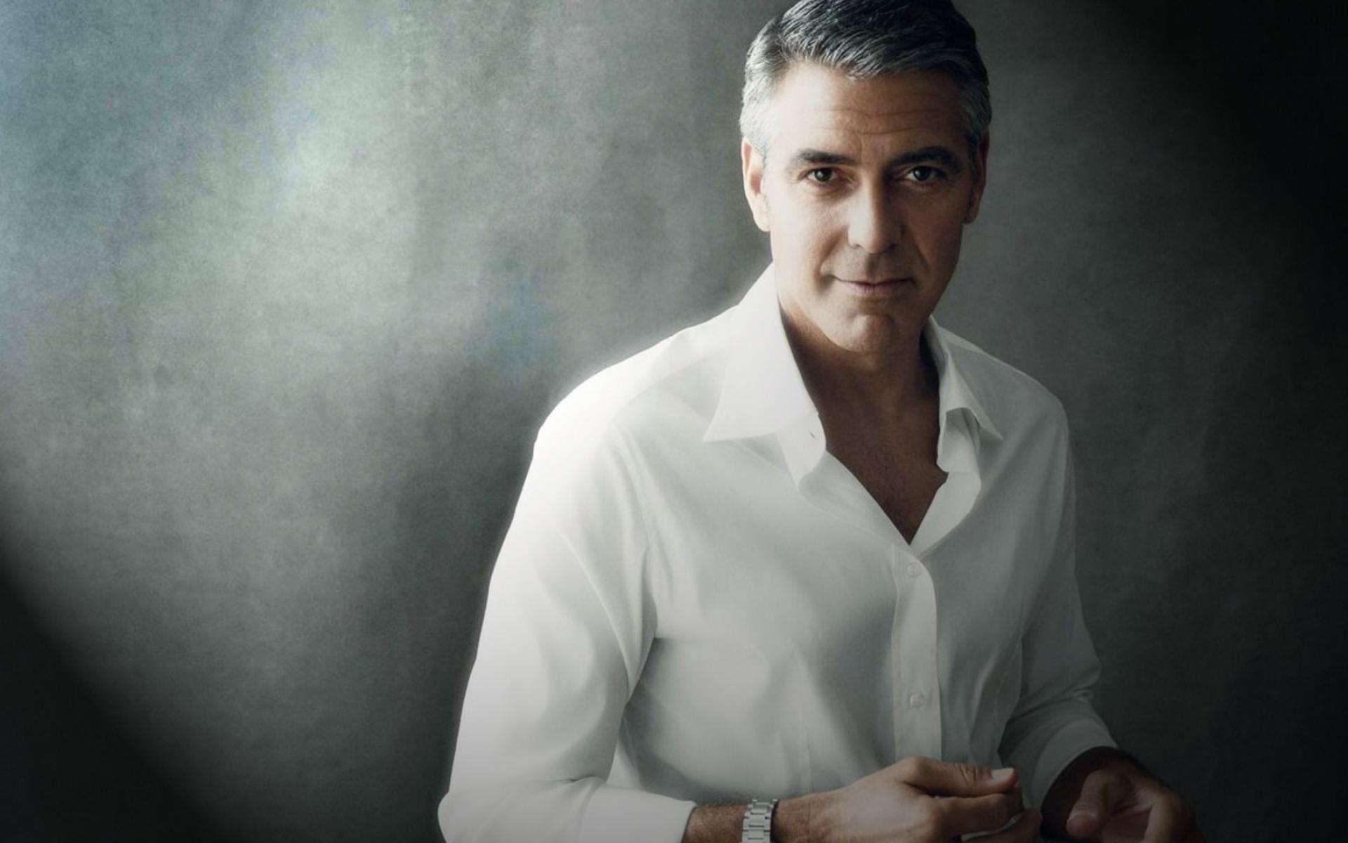 George Clooney HD Wallpapers 7wallpapersnet 1920x1200