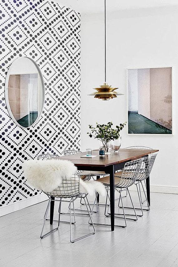 Self adhesive wallpaper temporary wallpaperremovable wallpaper 570x854