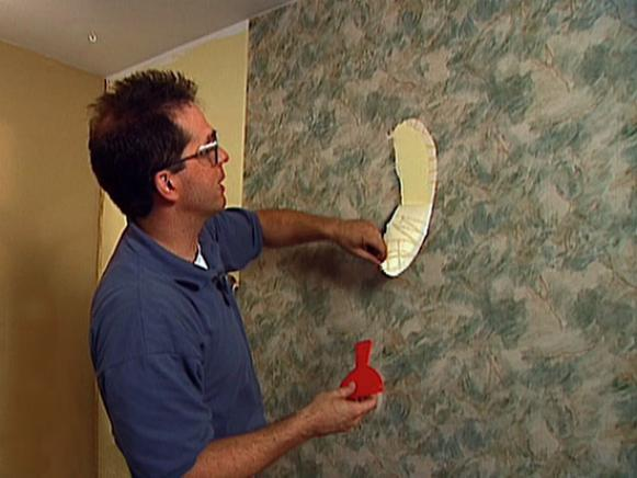 Wallpaper Removal Techniques Interior Design Styles and Color 581x435