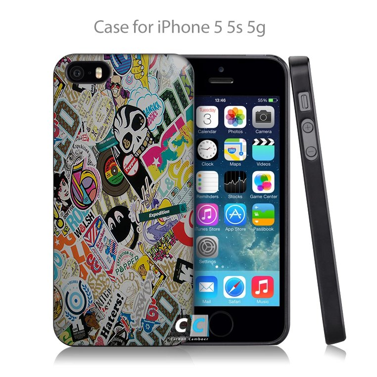 dgk wallpaper hd i6 Hard Black Skin Case Cover for iPhone 4 4s 4g 5 5s 762x762