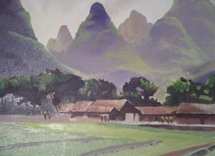 countryside vietnam by 1 Aloha 1 700x510