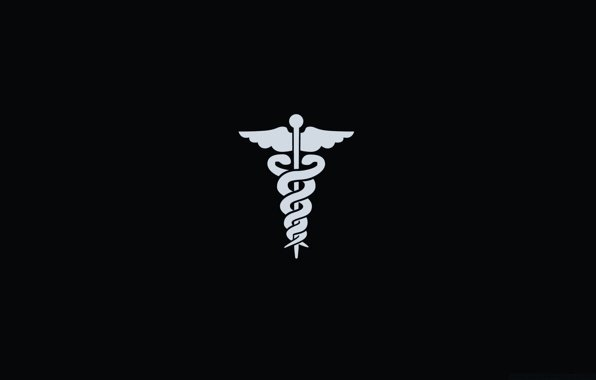 Wallpaper medicine symbol black wallpapers minimalism   download 596x380