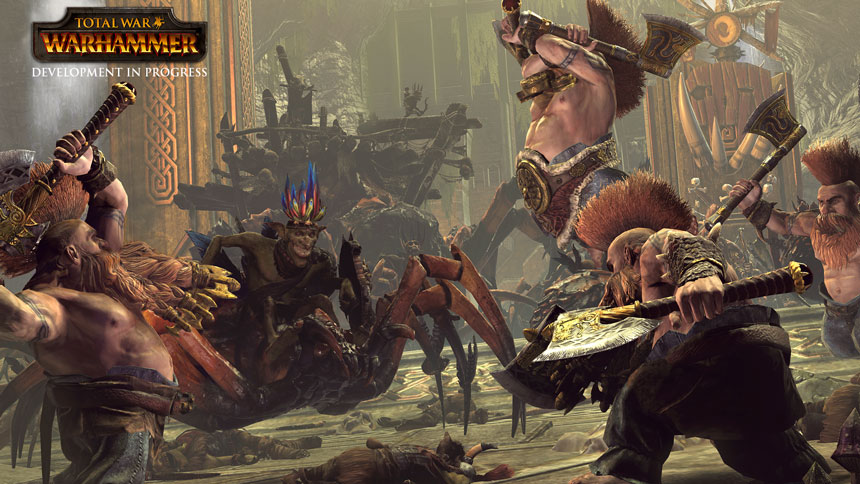 Total War Warhammer Wallpaper in 1920x1200 860x484