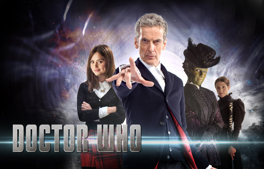 Doctor Who Series 8 Wallpaper by MrPacinoHead 1024x657