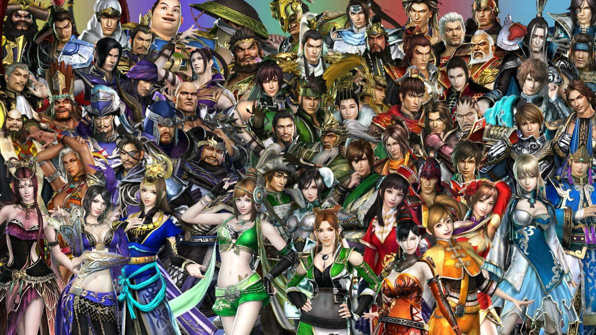 Dynasty Warriors 8 Empires Wallpaper - WallpaperSafari