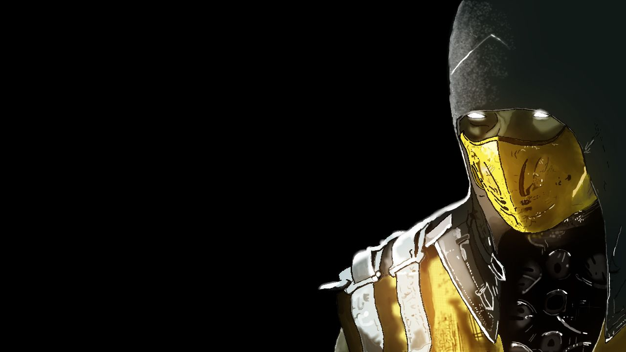 Scorpion MKX by Say4ct89 1280x720