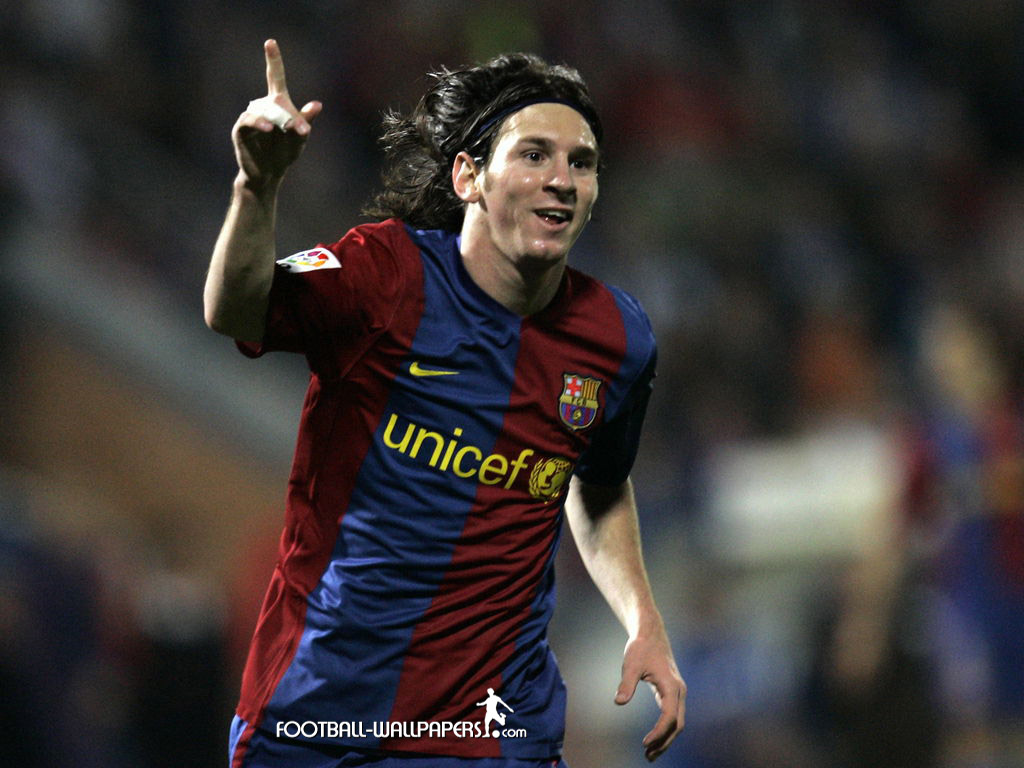 Lionel Messi Image   FONDOS WALL 1024x768