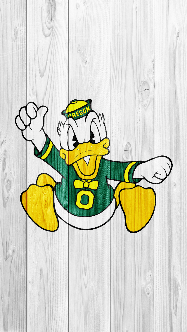 Oregon Chrome Wallpapers Browser Themes More for Ducks Fans 640x1136