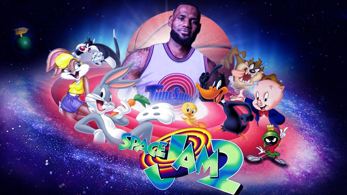 Space Jam Wallpapers   Top Space Jam Backgrounds 1192x670