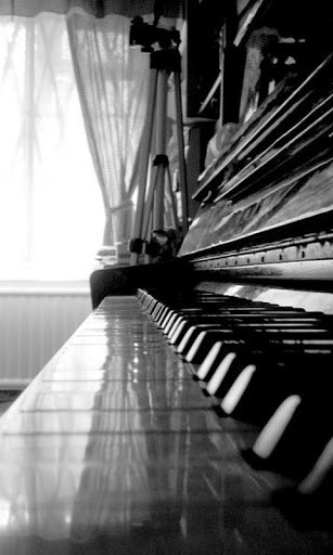 Piano Keys Wallpapers App for Android 307x512