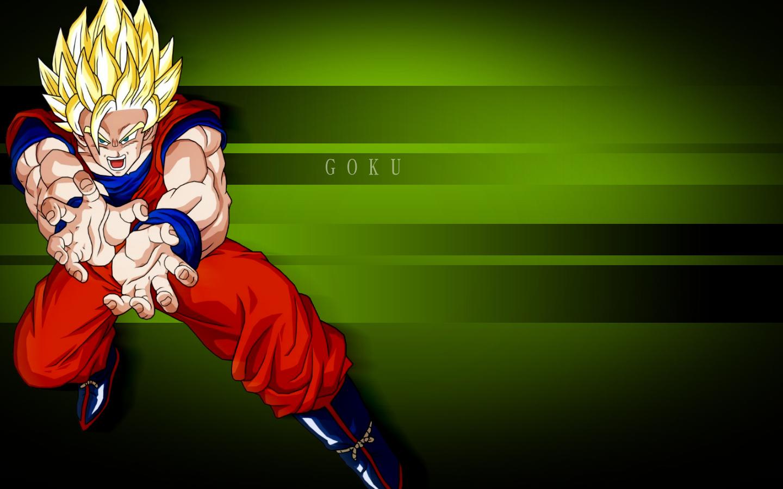 Ssj4 Goku Kamehameha Wallpaper Ball z wallpapers of goku 1440x900