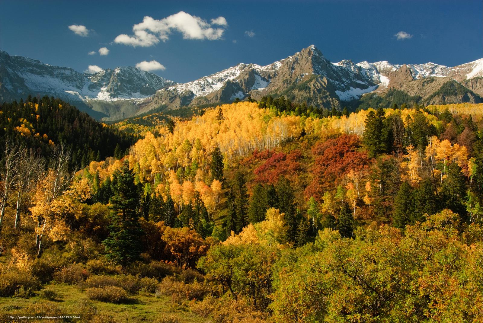juan mountains colorado USA robin wilson desktop wallpaper 1600x1070