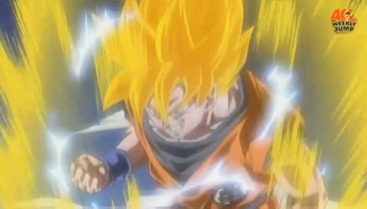 Goku Powering up Wallpapers Goku Powering up 20 1277x726