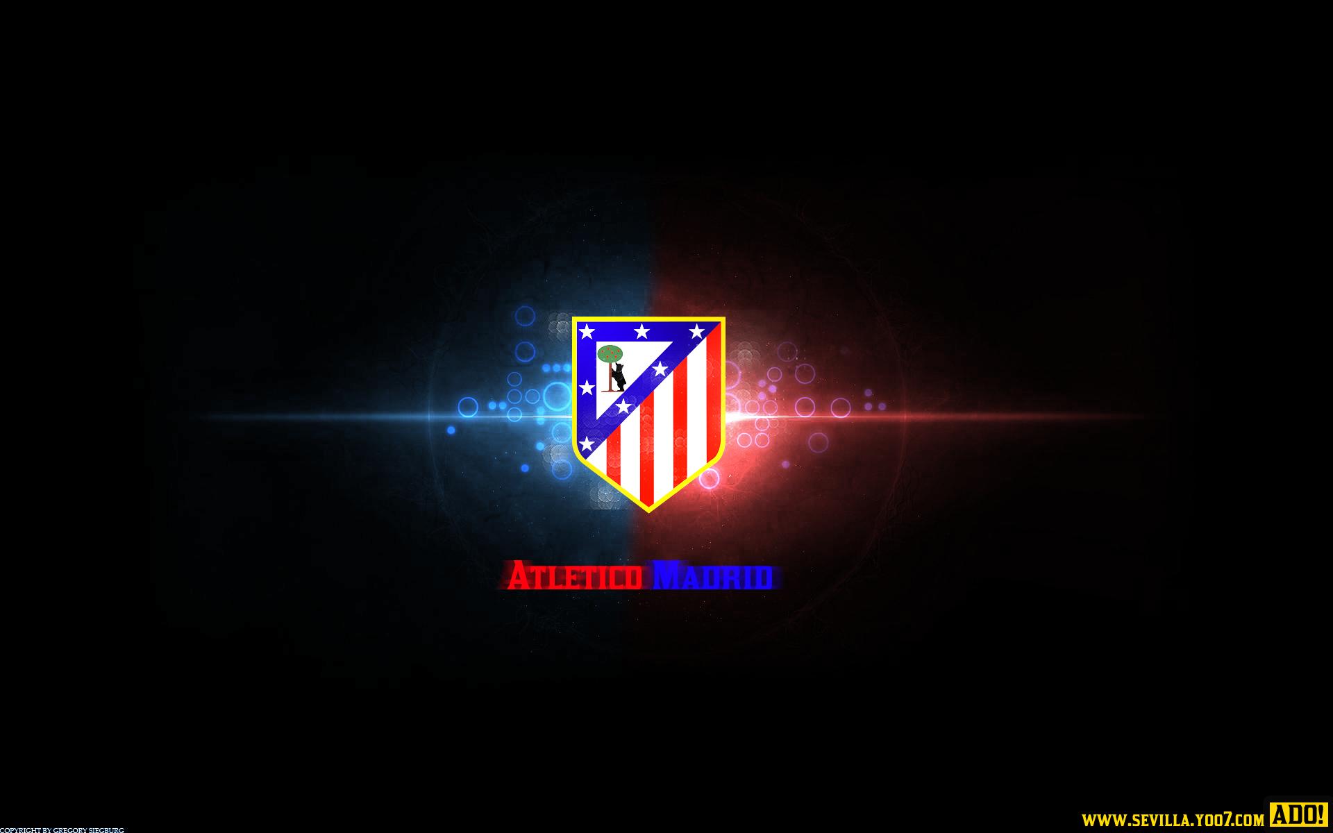 atletico madrid football club   Real Madrid 1920x1200
