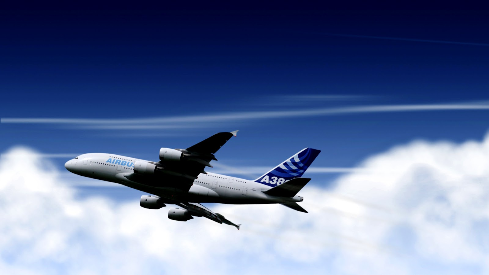 Airbus A380 Planes HD Wallpapers Download Wallpapers in HD for 1600x900