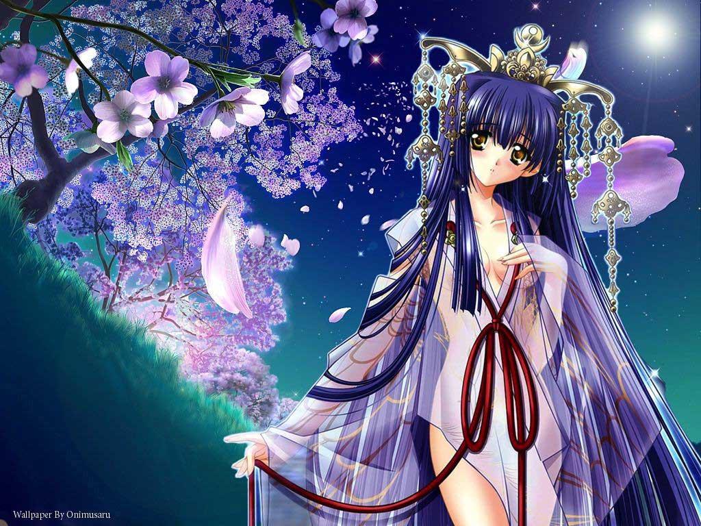 Free Anime Wallpaper and Screensavers - WallpaperSafari