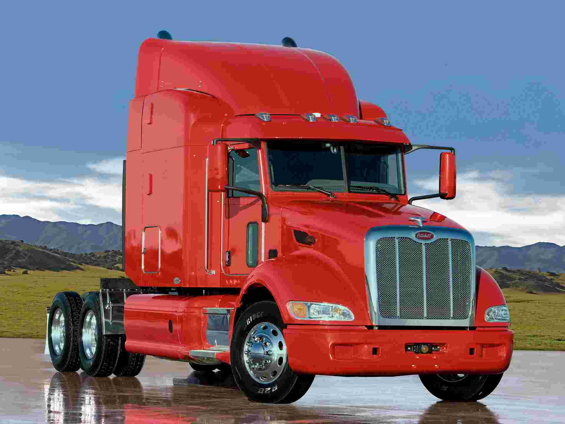 386 09 wallpaper   Peterbilt   Trucks Buses   Wallpaper Collection 1920x1440