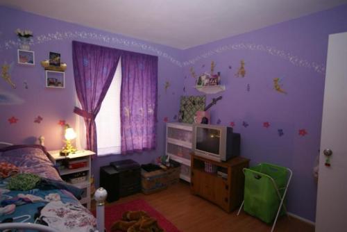 Tinkerbell Wallpaper For Bedrooms Wallpapersafari