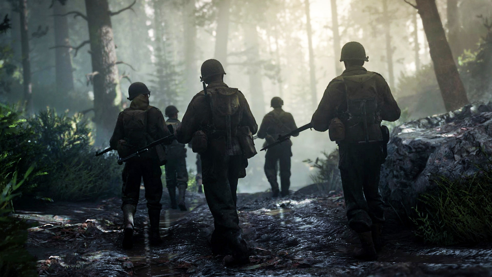 Call of Duty WWII Review So How Much Do You Like Saving 1920x1080