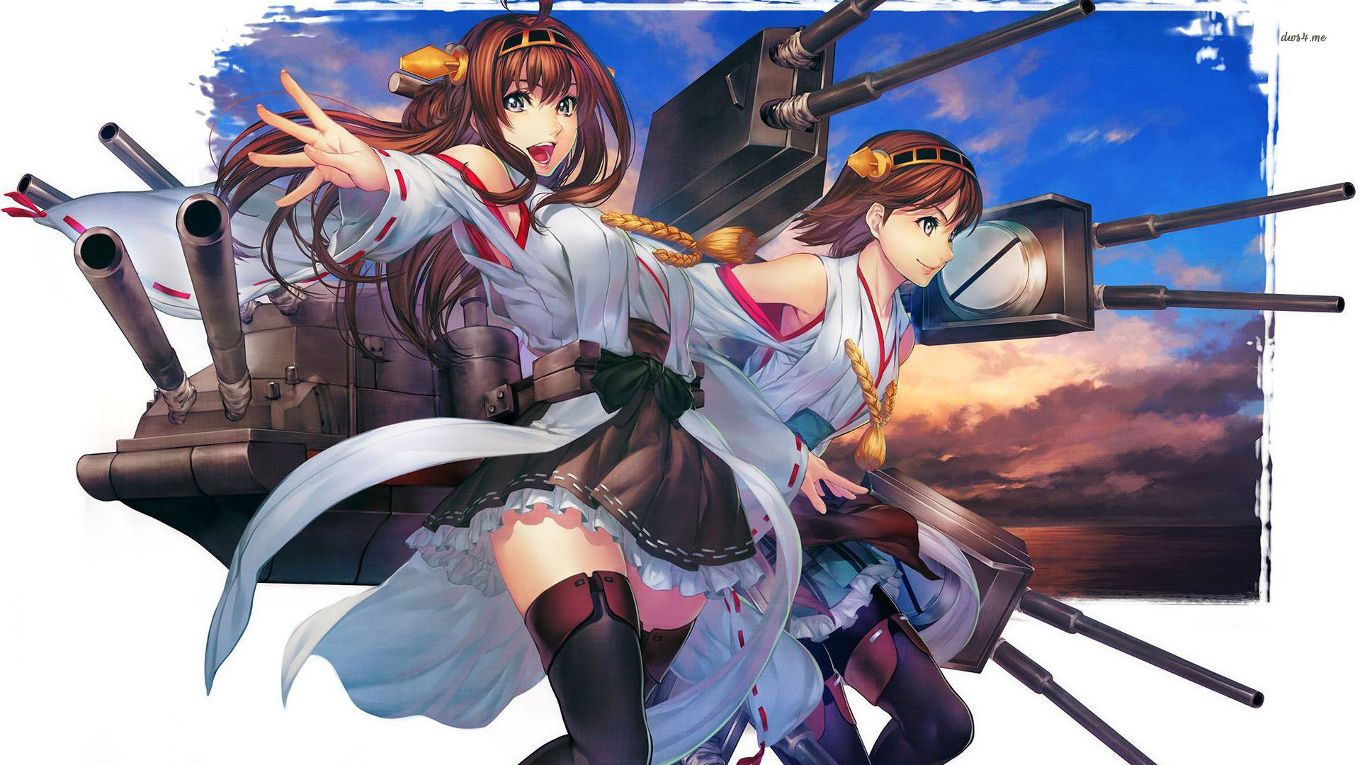 Kantai Collection Wallpapers Full HD IL17RRC   4USkY 1920x1080