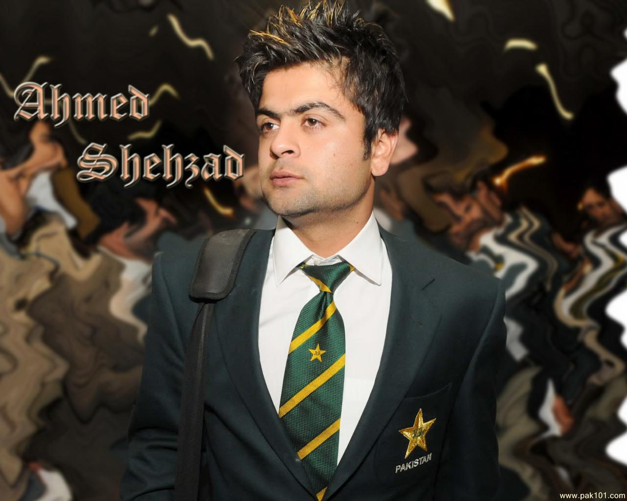Cricketer Ahmed Shahzad Beautiful Wallpapers Its All About Cricket 1280x1024