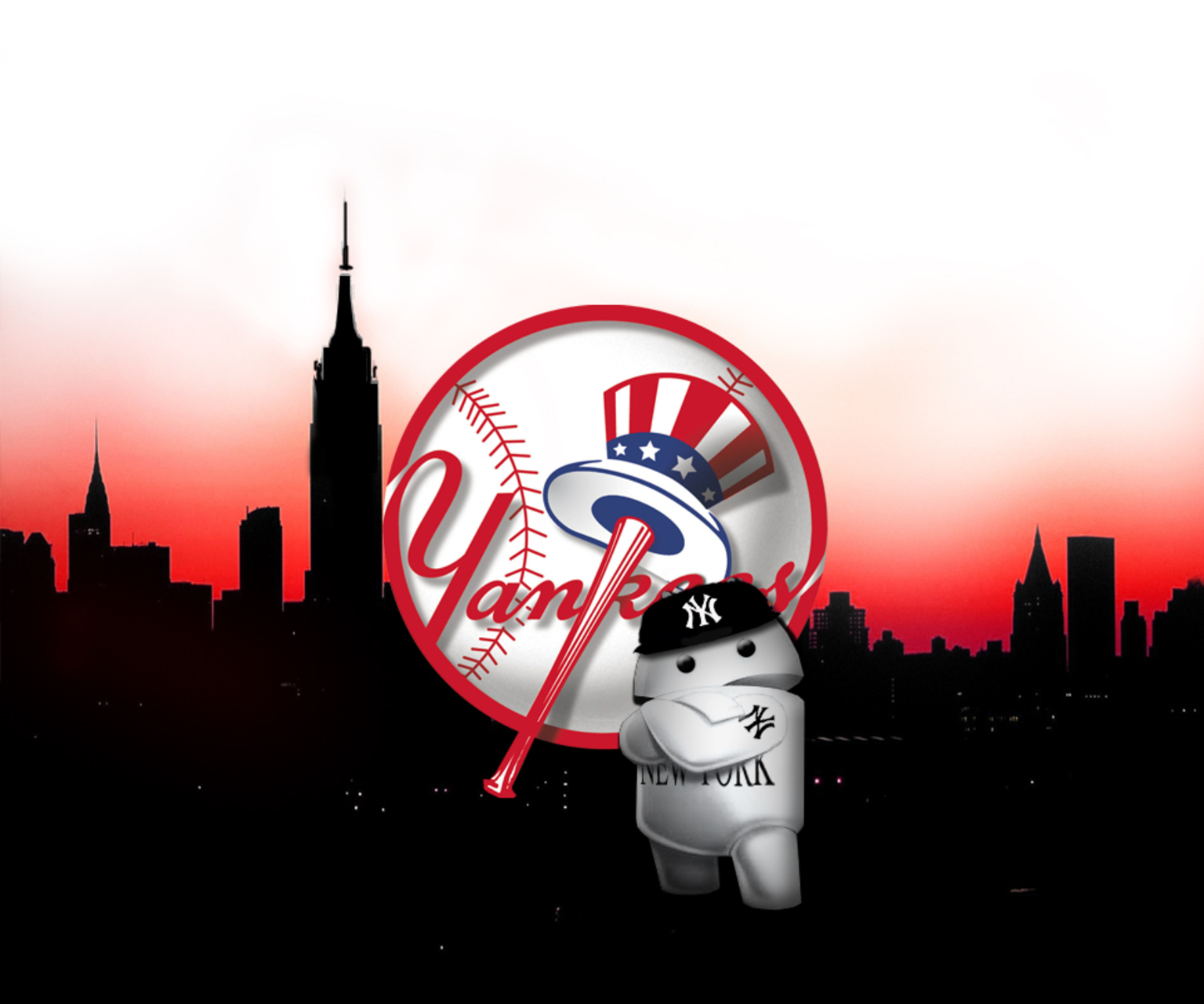 Wallpaper Iphone New York: NY Yankees IPhone Wallpaper
