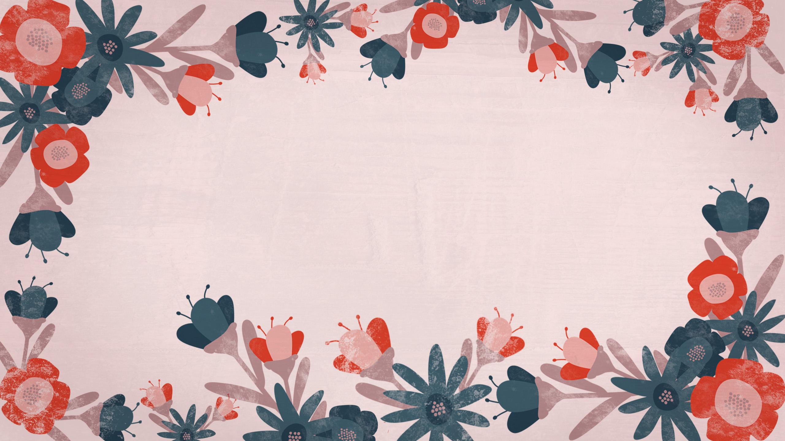 Sarah Hearts   September 2012 Desktop iPhone iPad Calendar 2560x1440
